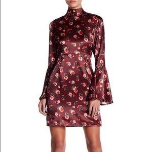 Lea & Viola Floral Boho Vintage style dress size M